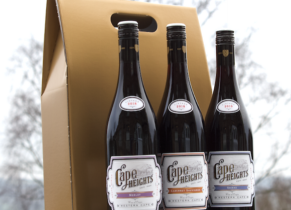 Trio of Cape Reds, Gift Pack