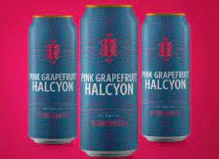 Pink Grapefruit Halcyon - Thornbridge 1 x 440ml can