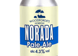 Norada - Woodforde's - 1 x 330ml Can