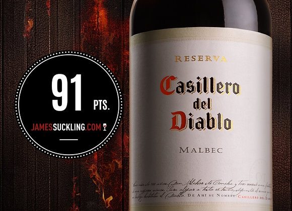 Casillero Del Diablo - Malbec - 1 x 75cl bottle