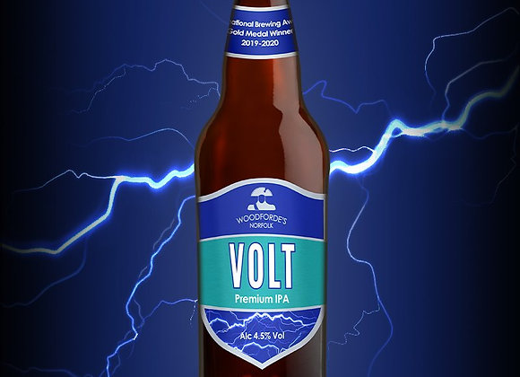 Volt - Woodforde's - 1x500ml NRB