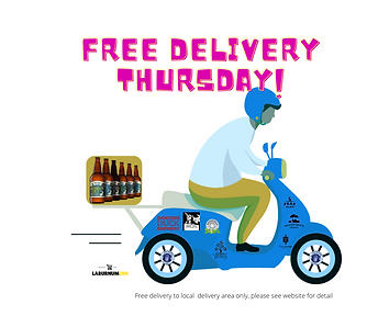 facebook Free delivery thursday!.png