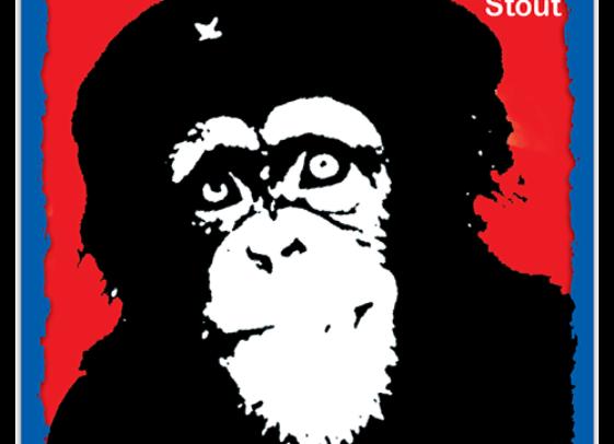 Guerrilla - Blue Monkey - 1 x 500ml bottle