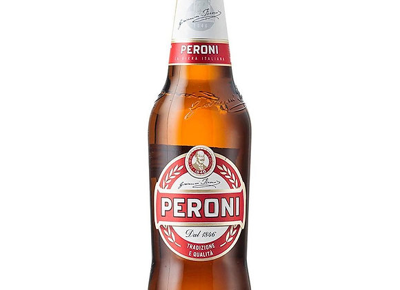 Peroni 'Red Label' Lager - 1 x 330ml NRB