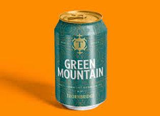 Green Mountain - Thornbridge 1 x 330ml CAN