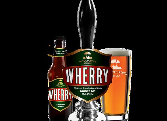 Wherry - Woodforde's - 1 x 500ml NRB