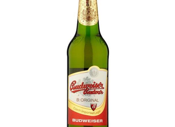 Budweiser Budvar 1 x 500ml NRB