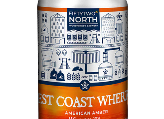 West Coast Wherry - Woodforde's - 1 x 330ml