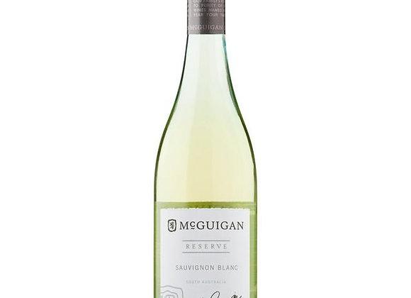 McGuigan Reserve Sauvignon Blanc - 1 x 75cl NRB