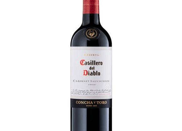 Casillero Del Diablo - Cabernet Sauvignon - 1 x 75cl bottle