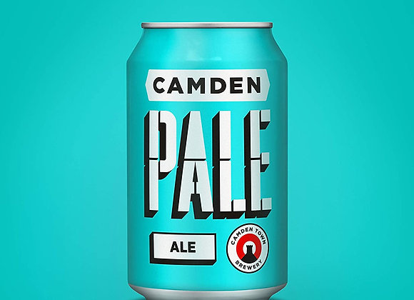 Camden Pale Ale - 1 x 330ml can