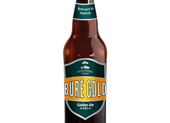 Bure Gold - Woodforde's - 1 x 500ml NRB