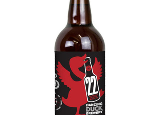 22 - Dancing Duck - 1 x 500ml bottle