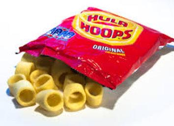 Hula Hoops 1 x 34g
