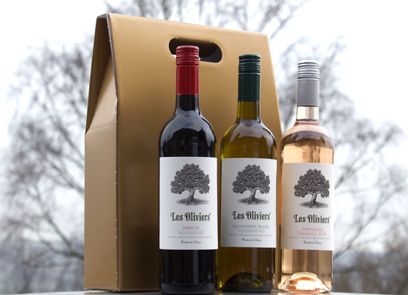 The French Selection, Gift Box