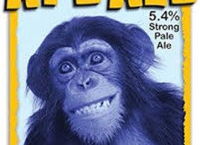 Ape Ale - Blue Monkey Brewery - 1 x 500ml NRB