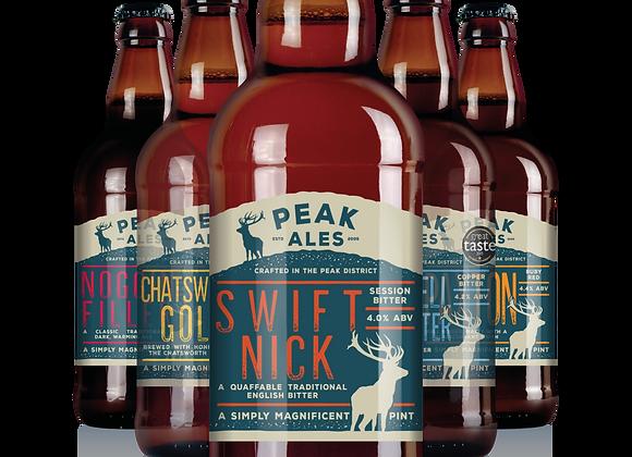 Swift Nick - Peak Ales - 1 x 500ml NRB