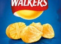 Walkers Cheese and Onion Crisps 1 x 30g