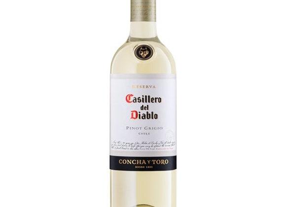 Casillero Del Diablo - Pinot Grigio - 1 x 75cl bottle