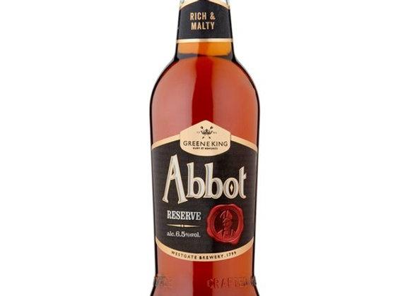 Abbot Ale - 1 x 500ml NRB