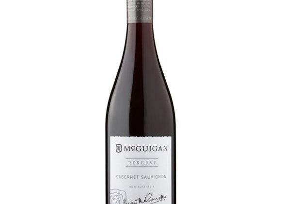 McGuigan Reserve Cabernet Sauvignon - 1 x 75cl NRB