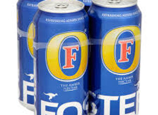 Fosters Lager - 4 x 440ml Can
