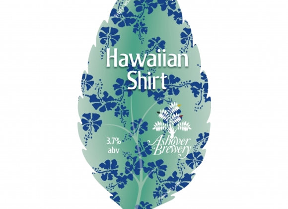 Hawaiian Shirt  - Ashover Brewery - 1 x 500ml NRB