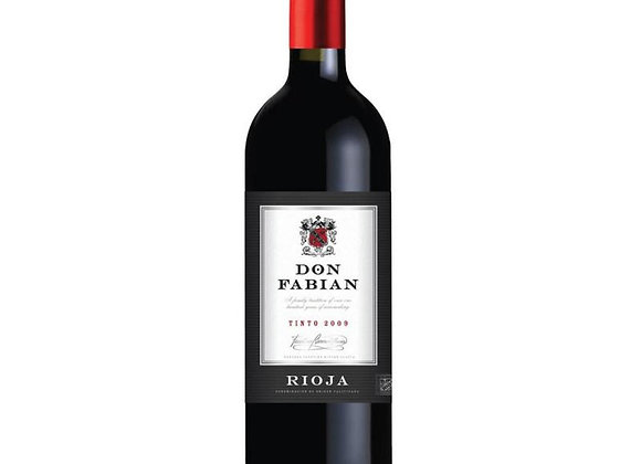 Don Fabian Rioja 1 x 75cl NRB