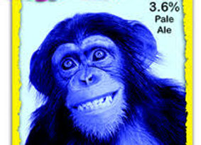 Marmoset - Blue Monkey Brewery - 1 x 500ml NRB