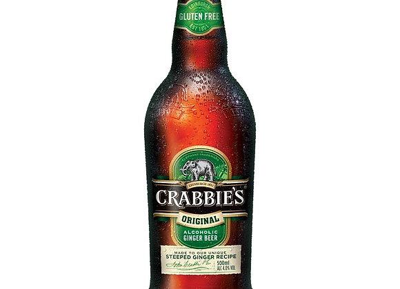 Crabbies Ginger Beer - 1 x 500ml NRB