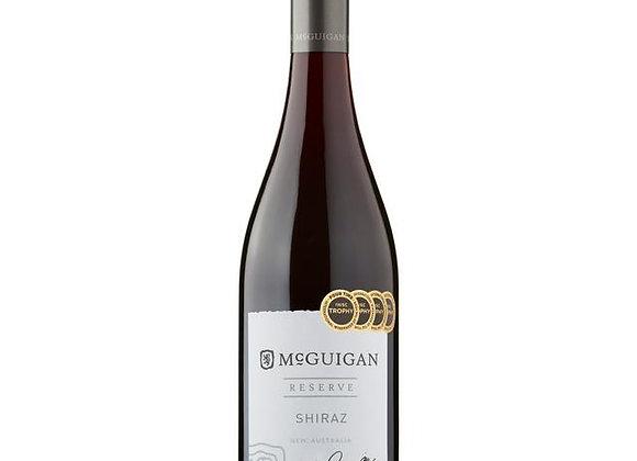 McGuigan Reserve Shiraz - 1 x 75cl NRB