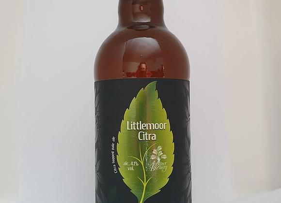 Littlemoor Citra  - Ashover Brewery 1 x 500ml NRB