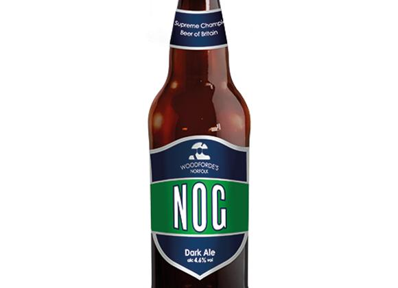Norfolk Nog - Woodforde's - 1 x 500ml NRB
