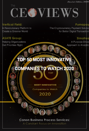 PPX is one of The CEOViews Top 50 Most Innovative Companies to Watch in 2020