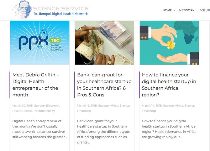 Meet Debra Griffin – Digital Health entrepreneur of the month