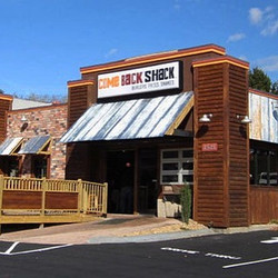 Come on out to Comeback Shack tonight and enjoy one of the best meals in Boone! 25% of the cost of y
