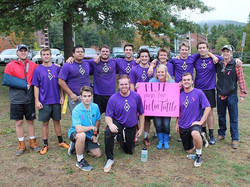 Congratulations to _appstatezta for another successful football tournament! #breastcancerawareness