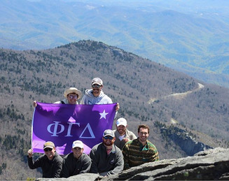 Happy Founders Day from our mountaintop