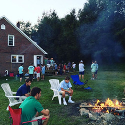 Thank you everyone for coming out to our cigar night last night! Our last rush event is tonight at t