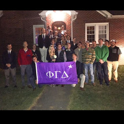 Congratulations to our sweetheart, Lexi Triscari on being lavaliered! Thank you for all that you do