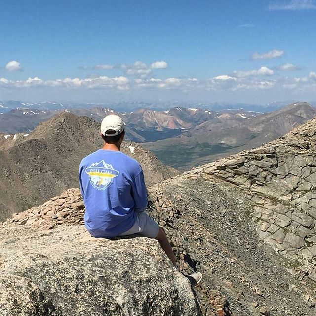 Brother Mikey D has spent his summer exploring the great mountains of Colorado