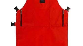 New Knife & FLag Aprons Available Now