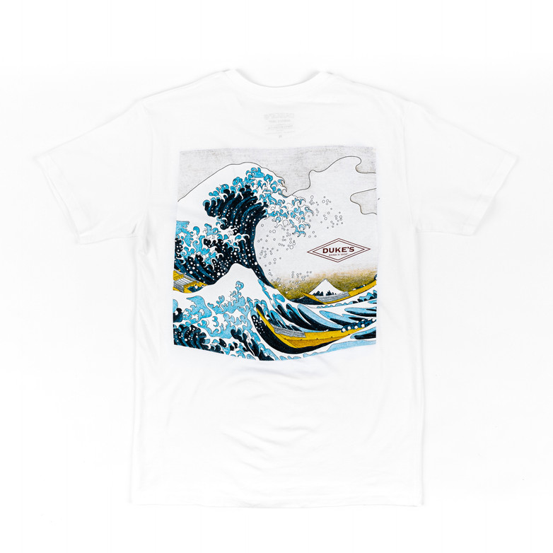 "New DBS ""Great Wave"" T-Shirts are Out Now! SS '19"