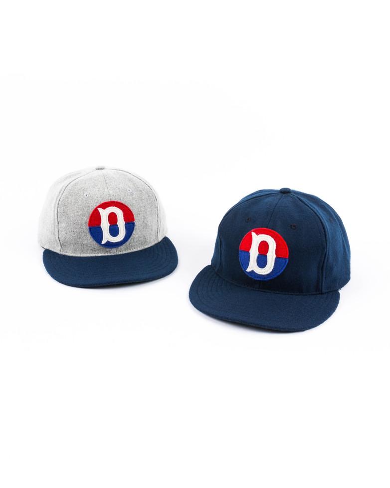 DBS x Ebbets Field Fall Classic Adjustable Cap
