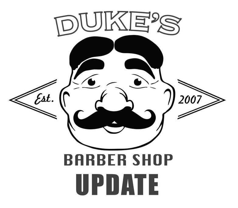 Duke will not be in the shop on Saturday (5/19/18)