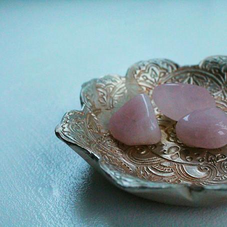 Rose quartz, the lover