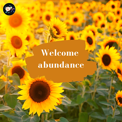 the wheel august welcome abundance.png