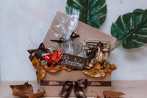 CAIXA CHOCOLATE QUENTE