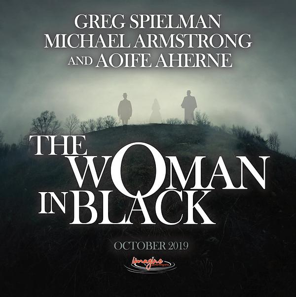 The Woman in Black | Calgary | Imagine Performing Arts