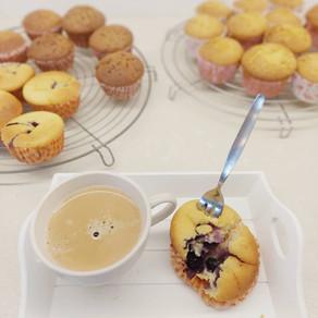 Assortiment cupcakes